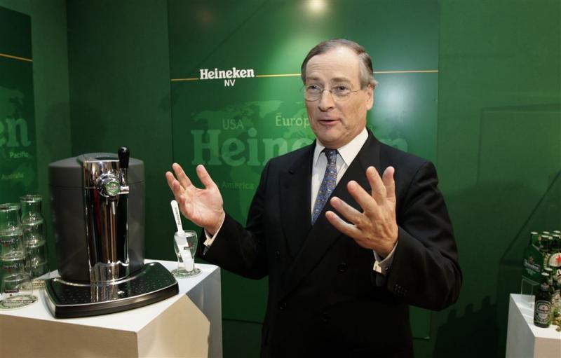 Oud-topman Heineken gaat spelen in Borgen