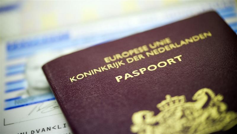 Paspoort zo'n 2,50 euro goedkoper