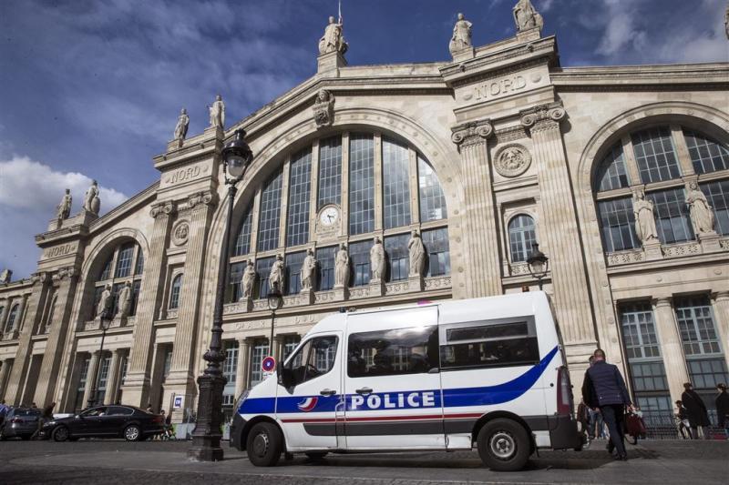 Gare du Nord ontruimd na vondst granaten