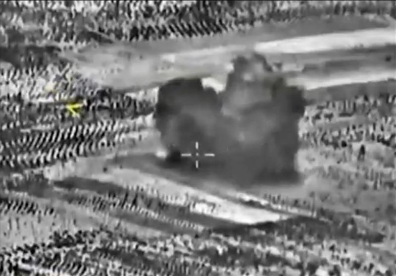 'Rusland bombardeert burgers in Syrië'