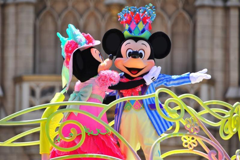 'Disneyparken duurder op drukke dagen'