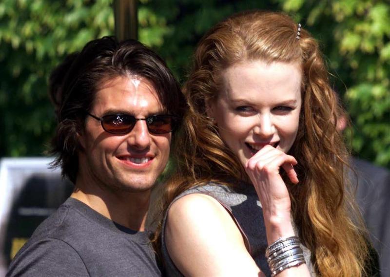 Cruise en Kidman afwezig bij bruiloft dochter
