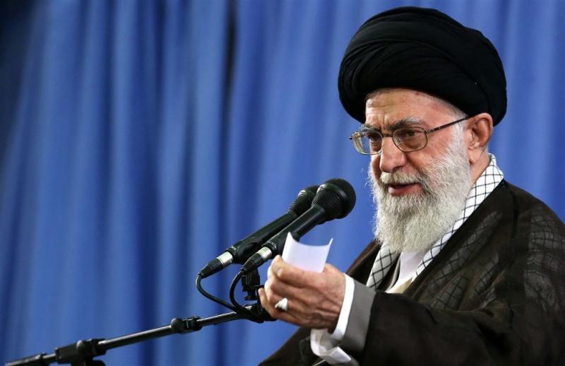 Khamenei wijst onderhandelingen met VS af