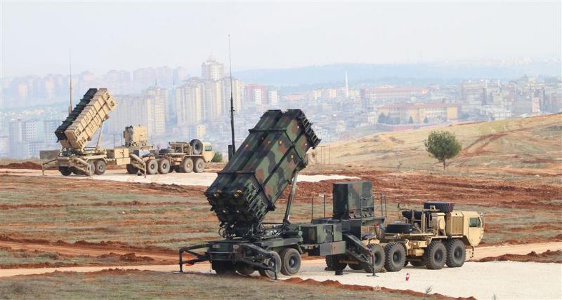 Turkije praat met NAVO over Patriots