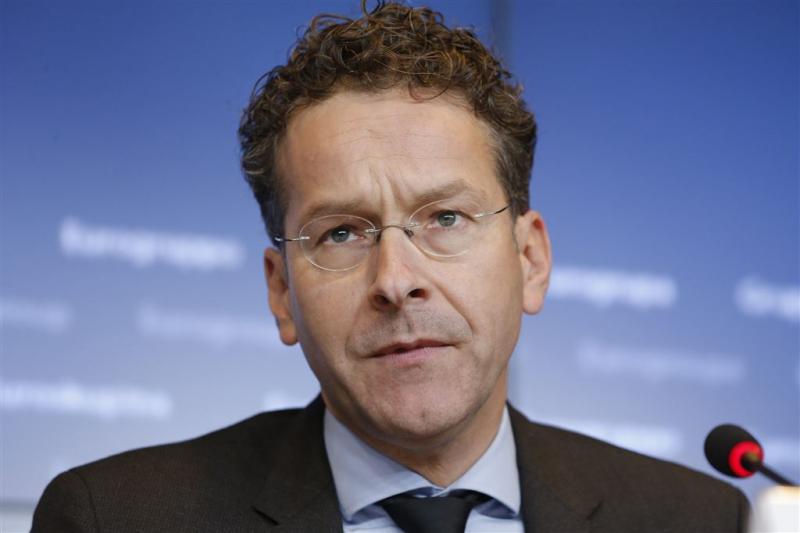 Dijsselbloem: herstel in eurozone houdt aan