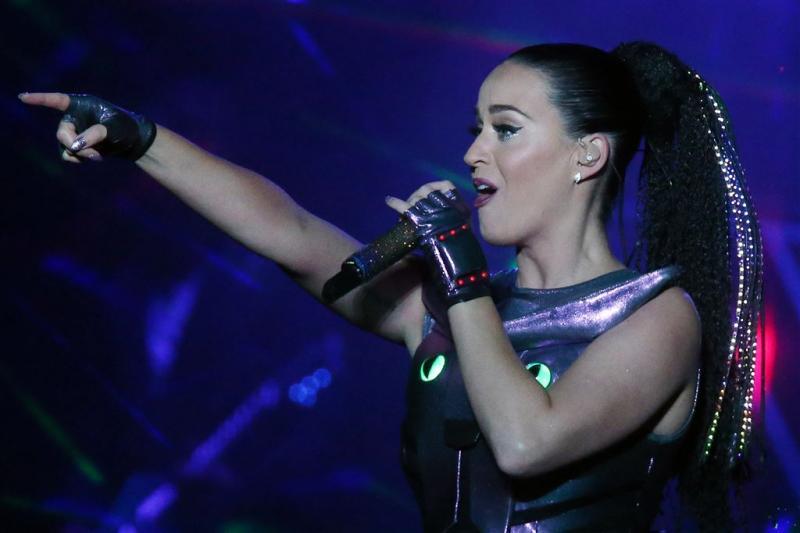 Mannen hoeven niet te waxen van Katy Perry