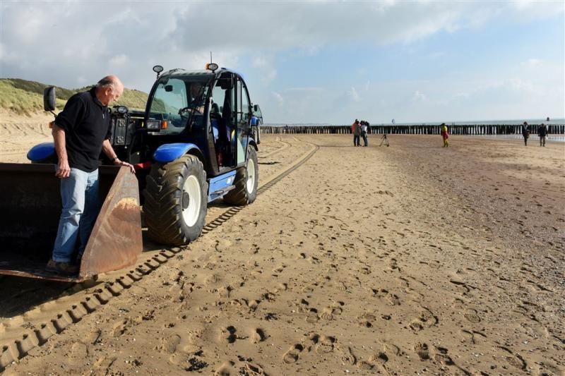 Zeeuws strand weer olievrij