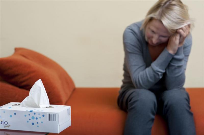 Vrouw heeft vaker psychische problemen