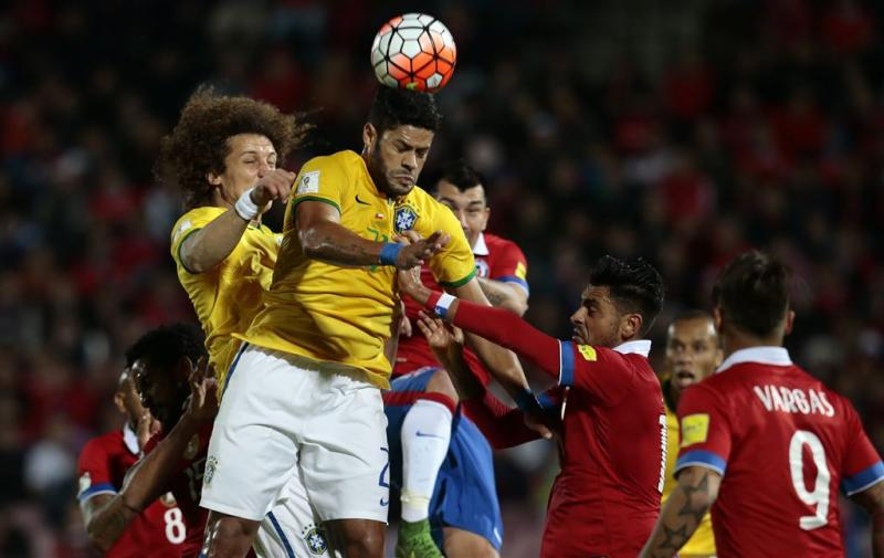 Verrassende nederlagen Brazilië en Argentinië