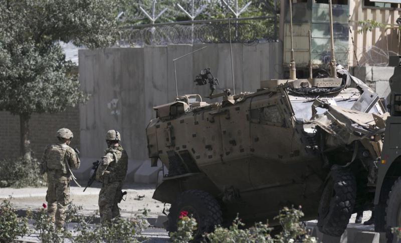 'NAVO-helikopter gecrasht in Afghanistan'