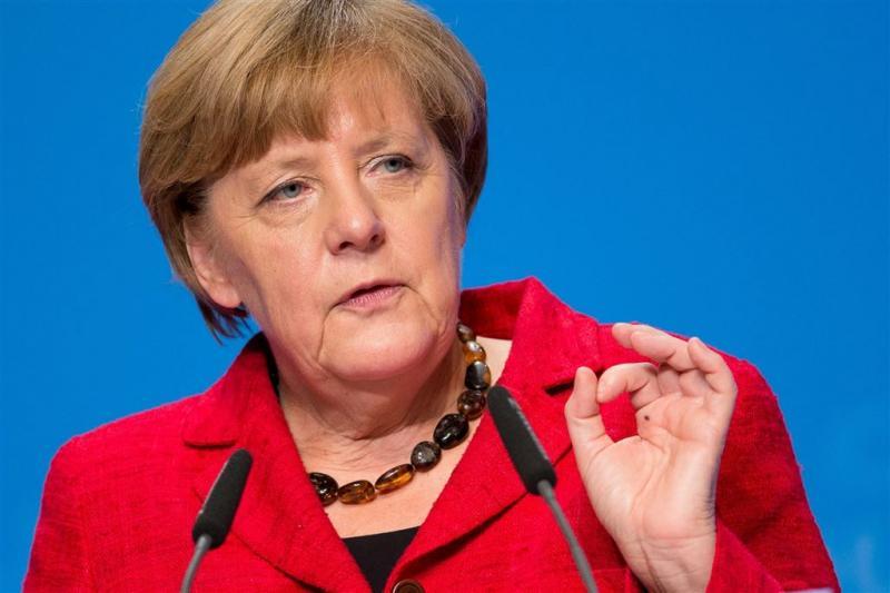 Merkel stelt belastingbetaler gerust