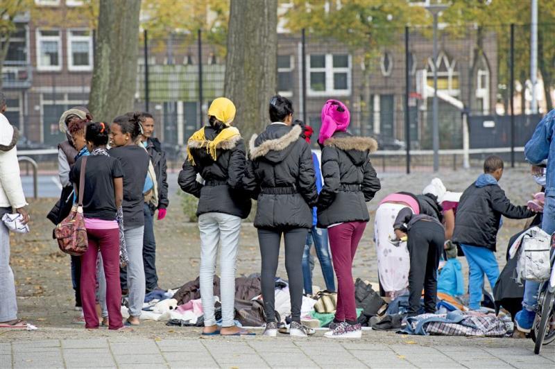 'Vluchtelingenstroom niet goed voor economie'
