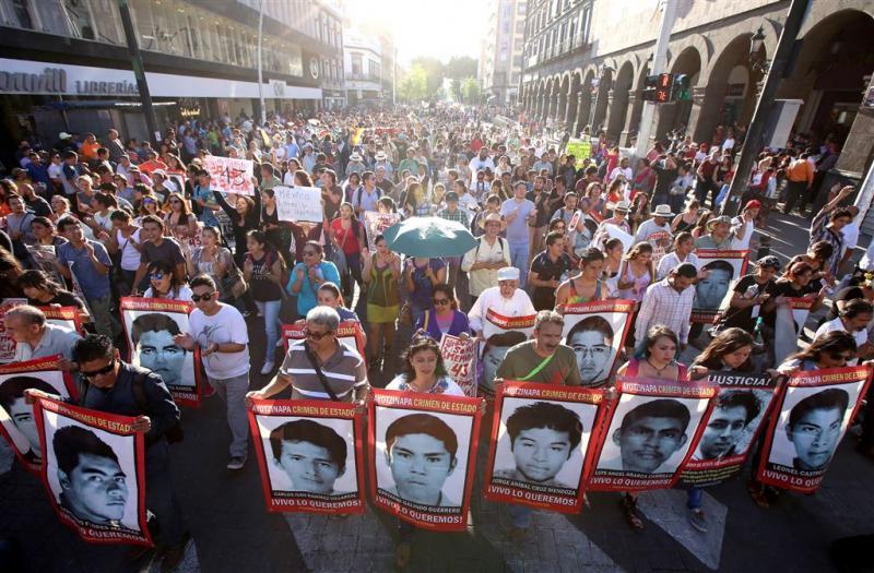 Rapport vermiste studenten Mexico openbaar