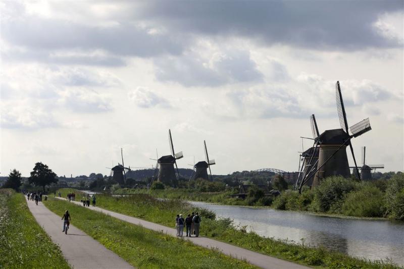 Iets meer Nederlanders weg met herfstvakantie