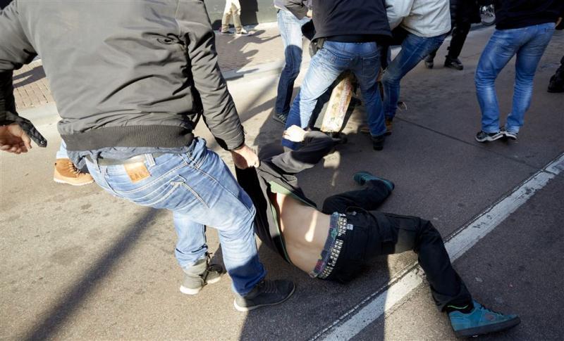 Zes opgepakte betogers Utrecht voor rechter
