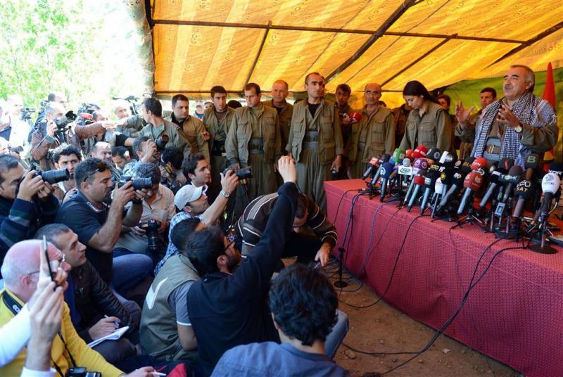 PKK houdt vast aan bestand na aanslag