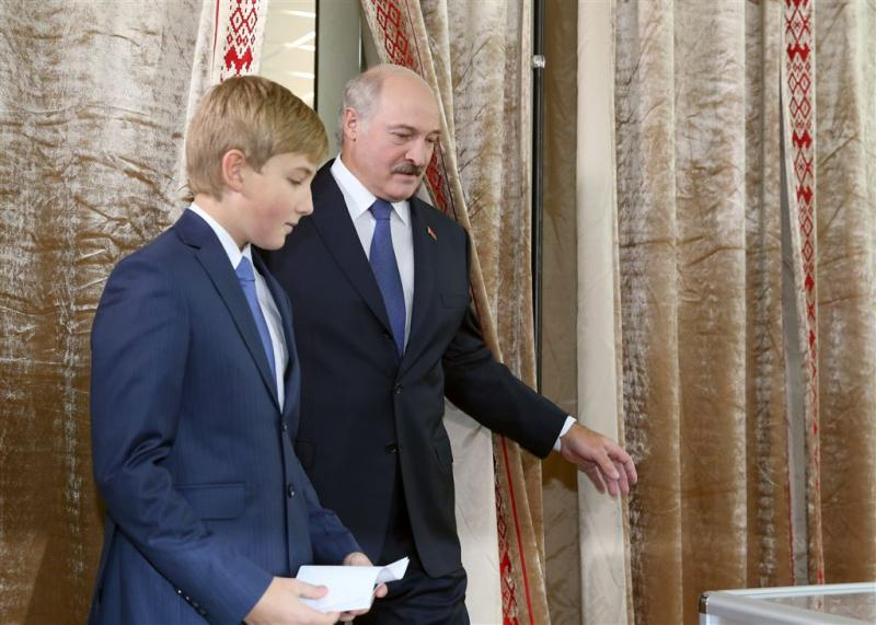 OVSE bekritiseert Wit-Russische verkiezingen