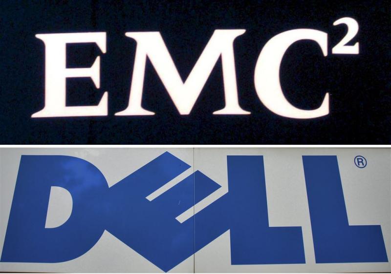 'Dell maakt zich op voor megabod op EMC'