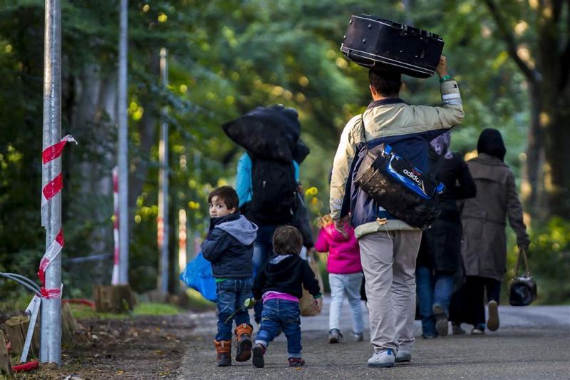 'Leger moet politie helpen met asielzoekers'