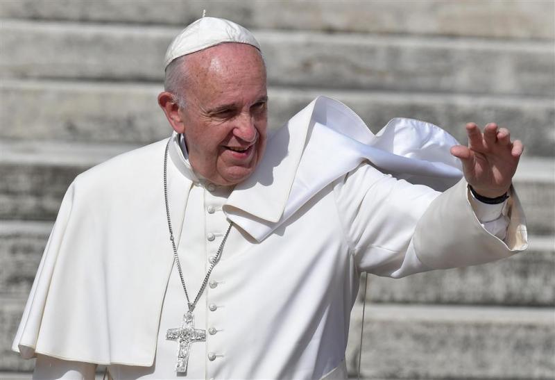 Vaticaan biedt 34 daklozen slaapplaats aan