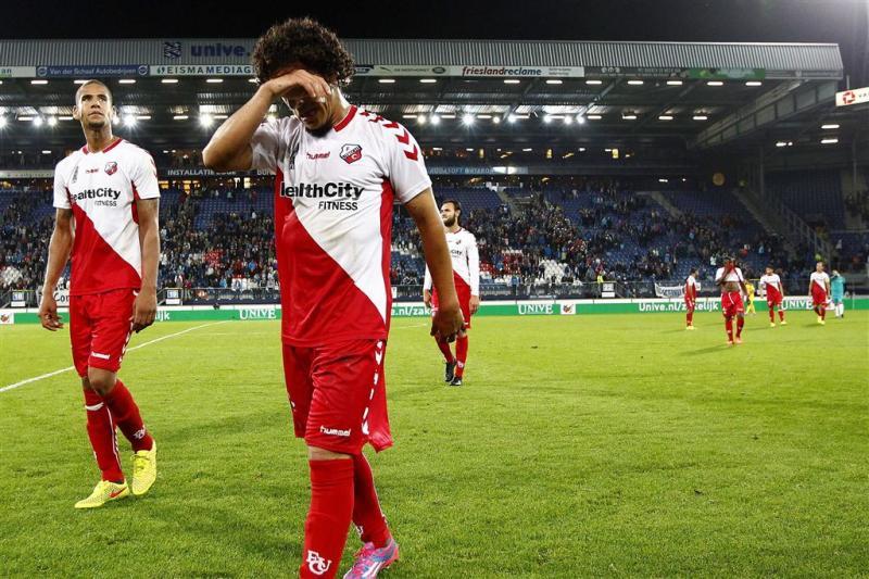 FC Utrecht straft Ayoub