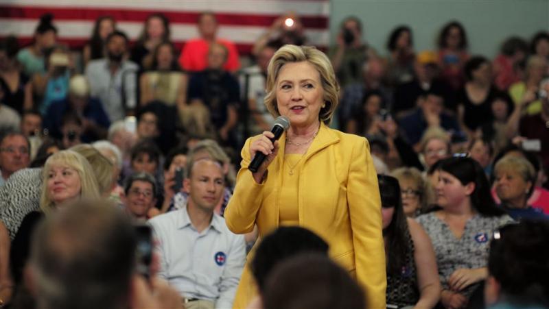 Eerste tv-verkiezingsdebat Democraten in VS