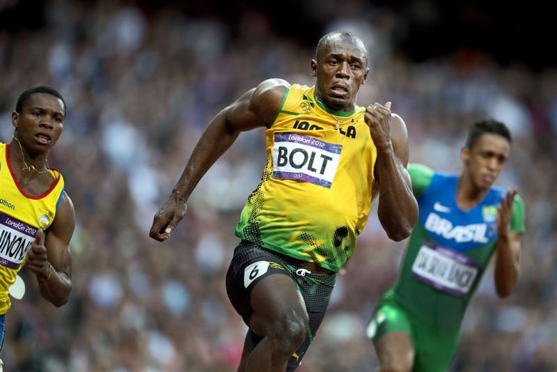 Hoofddoel Bolt: 200 meter onder 19 seconden