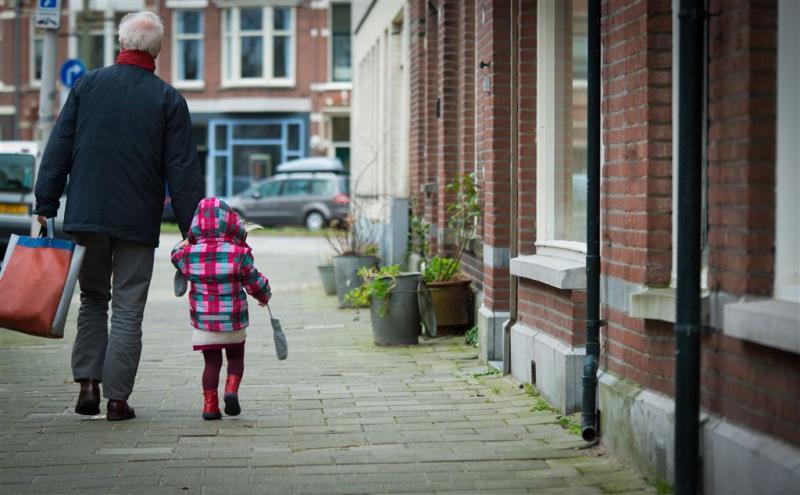 'Helft Nederlanders niet bezig met pensioen'