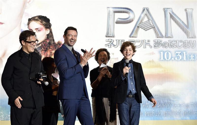 'Miljoenenverlies dreigt voor Peter Pan-film'