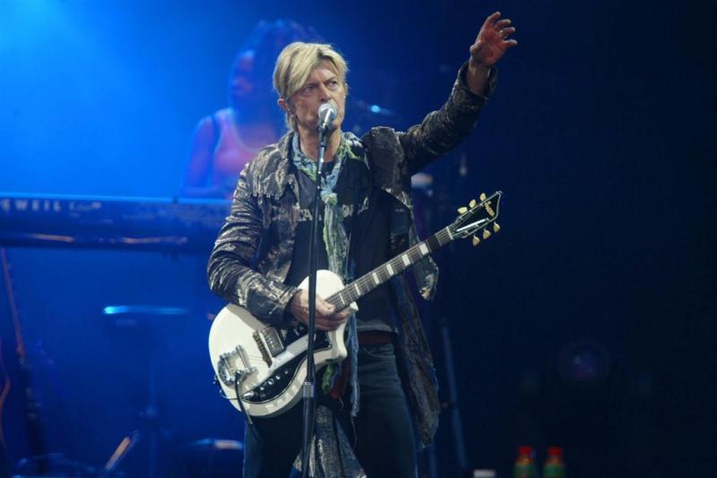 David Bowie wil nooit meer op tournee