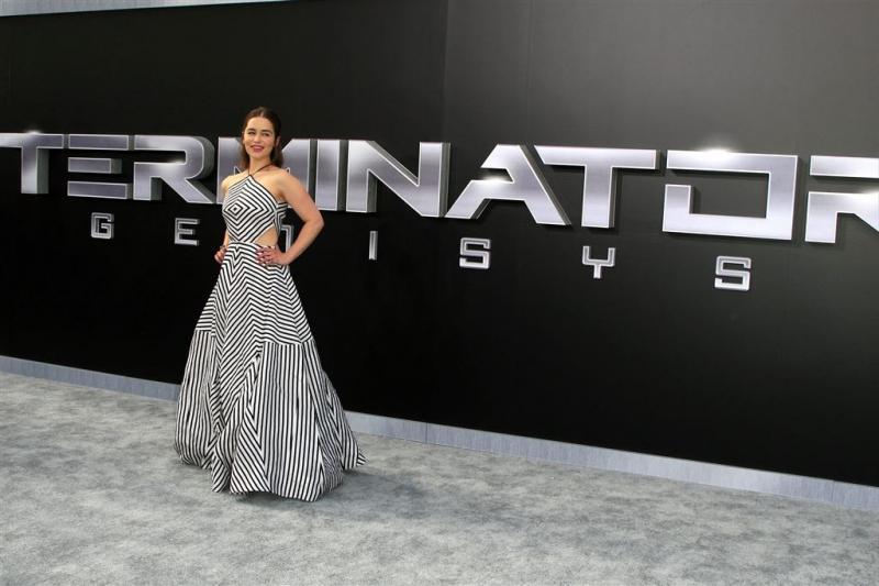 Emilia Clarke meest sexy vrouw van 2015