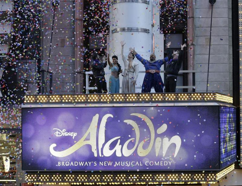 Musical Aladdin komt naar West End in Londen