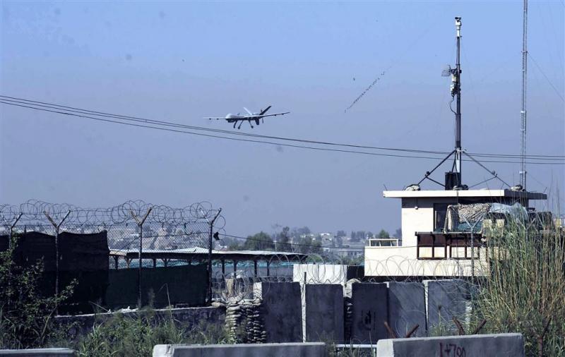 'Neergehaald toestel boven Turkije was drone'
