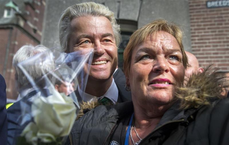 PVV in peiling naar recordhoogte