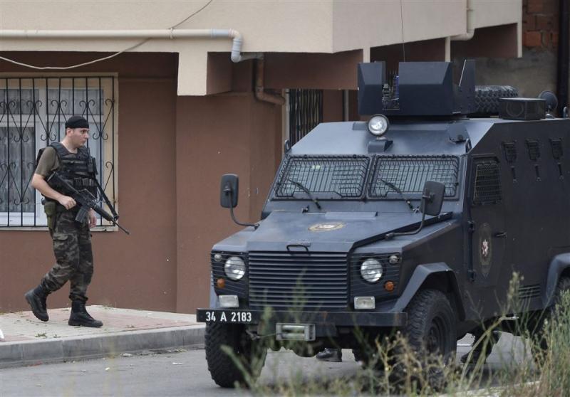 Reeks arrestaties Istanbul bij actie tegen IS