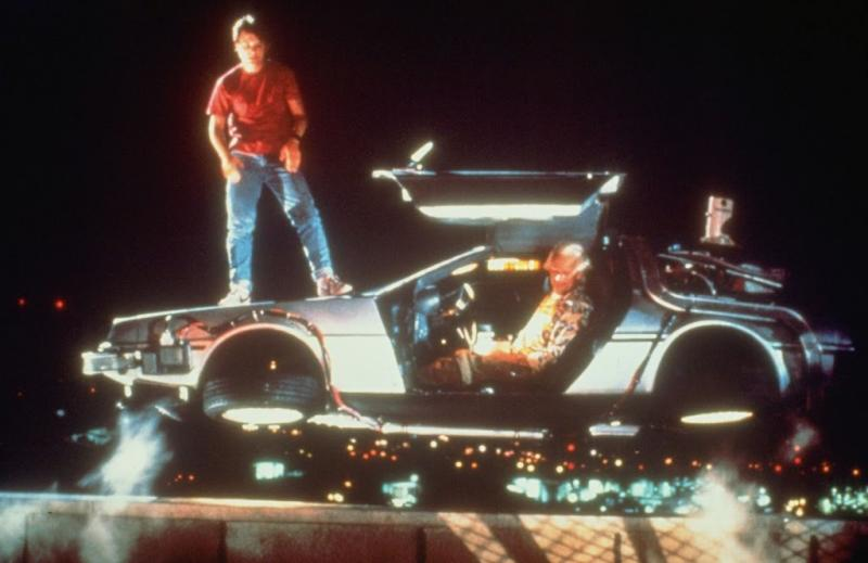 Cinema Brewers maakt Back to the Future-bier