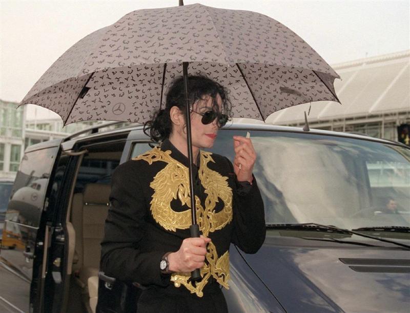 Huidarts Michael Jackson overleden