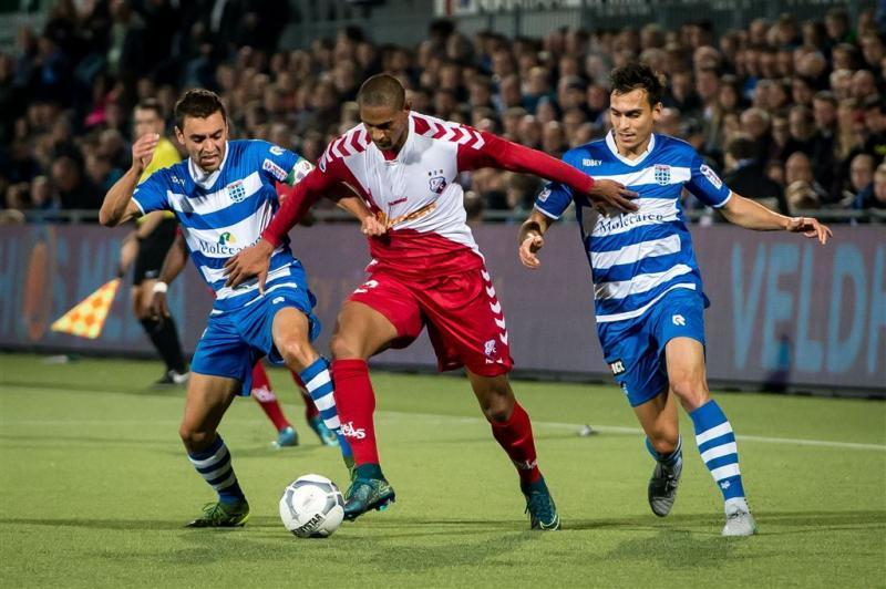 Haller goud waard voor FC Utrecht