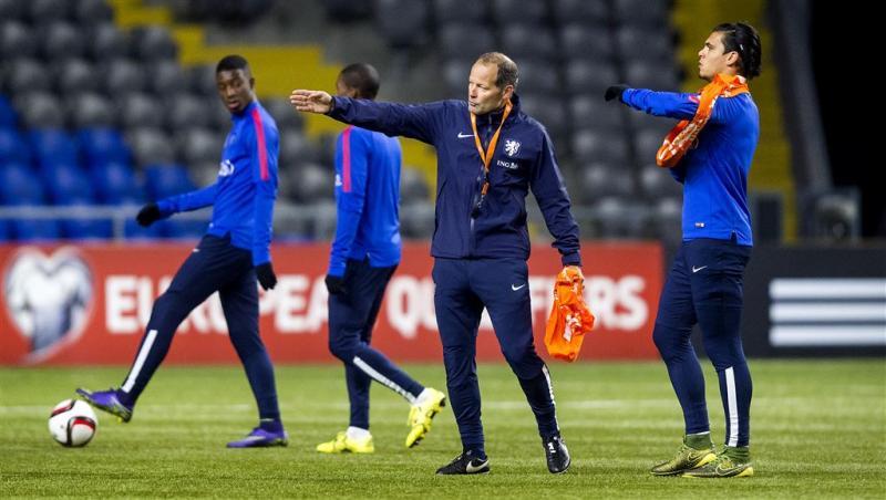 Oranje op Wembley tegen Engeland