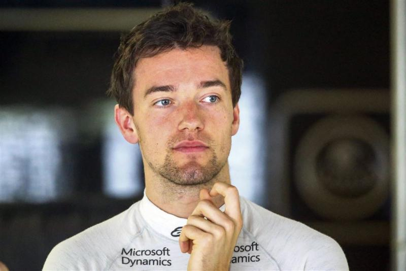 Jolyon Palmer nieuwe coureur bij Lotus