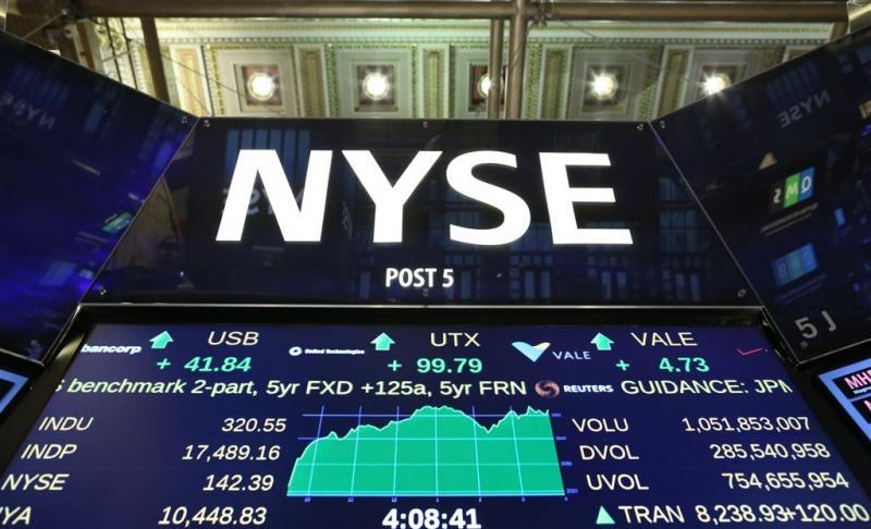 Microsoft blinkt uit op Wall Street