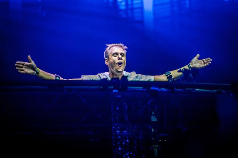 Armin van Buuren hoofdgast in RTL Late Night