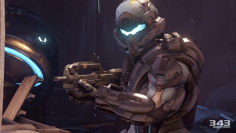 Halo 5: Guardians Spartan Locke