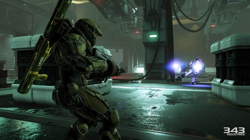 Halo 5: Guardians Campaign 1