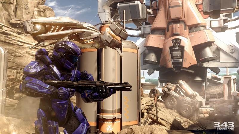 Halo 5: Guardians Warzone 2