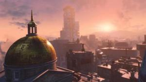 Fallout 4: Massachusetts State House ingame