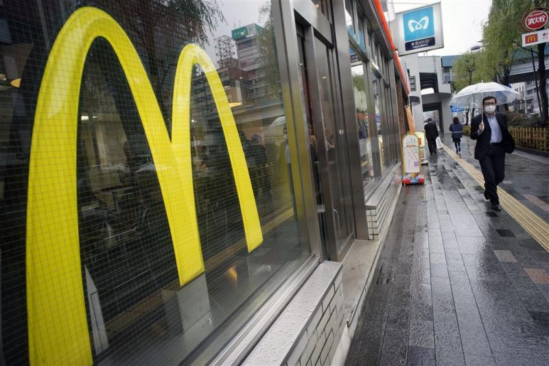 McDonald's zet vaart achter vernieuwing