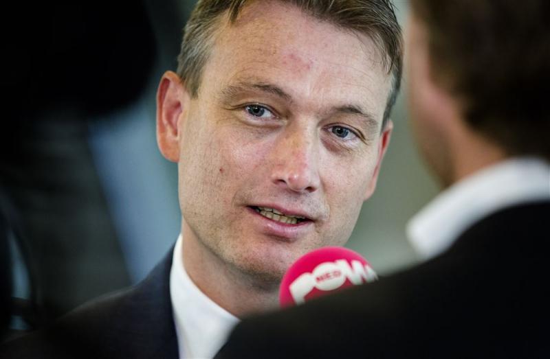 VVD-fractieleider Zijlstra ontving kogelbrief