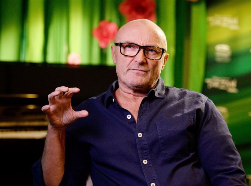 Phil Collins denkt weer aan optreden