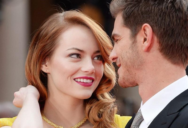 'Emma Stone en Andrew Garfield uit elkaar'